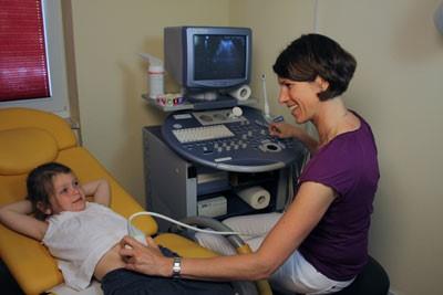 Прием детского гинеколога в еве